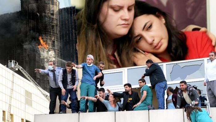 Son dakika... Taksim İlkyardım Hastanesinde yangın